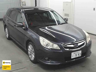 Subaru Legacy 2.5 i Eyesight