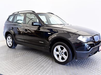 BMW X3 2.5I Xenon Light, Alloys, As new