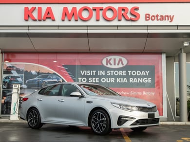 2019 Kia Optima EX 2.4P 6A 4Dr Sedan listing image