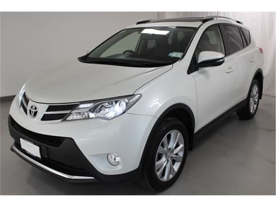Toyota RAV4 LTD AWD
