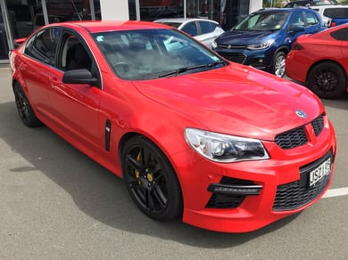 Holden GTS Special Vehicles 2015 Gen-F MY15 Sedan 4dr Spts Auto 6sp 6.2S