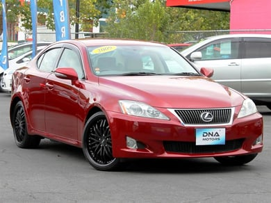 Lexus IS 250 IS250 VERSION L