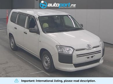Toyota Probox DX Comfort Package