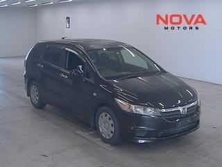Honda Stream X + DARK INTERIOR + 7 SEATS