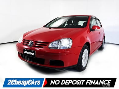 Volkswagen Golf - from $37.18 weekly - Botany Branch