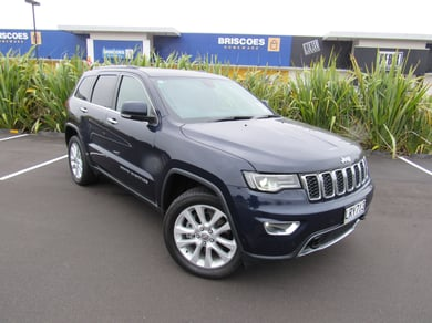Jeep Grand Cherokee Limited 3.0D/4Wd/8At