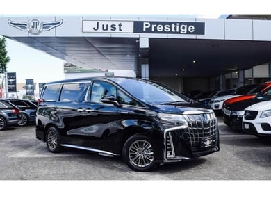 Toyota Alphard Executive Lounge S Hybrid 4WD