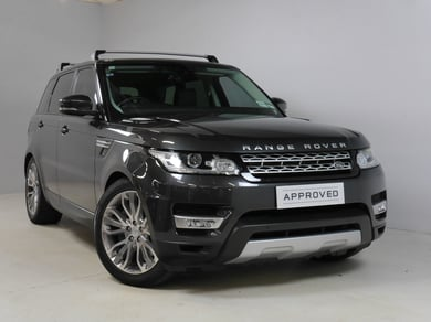 Land Rover Range Rover Sport Sdv6 Hse 3.0D/4Wd/8A