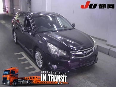 Subaru Legacy Wagon 2.5i S Package