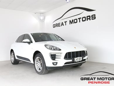 Porsche Macan S No Deposit Finance