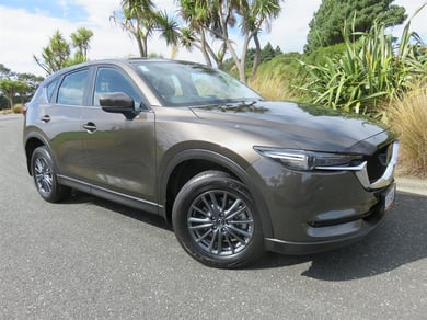Mazda CX-5 GSX DSL 2.2D/4WD/6AT