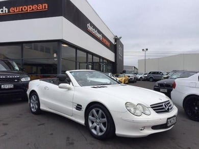 Mercedes-Benz SL 350 Roadster