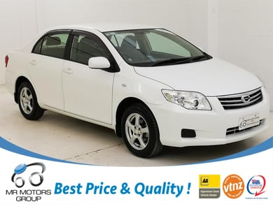2010 Toyota Corolla Axio 1.5L X Super Low KM Nice and Tidy Condition listing image