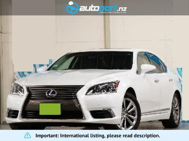 Lexus LS 600 Version L