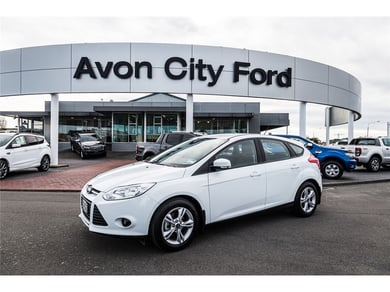 Ford Focus Trend 2.0 Litre NZ New