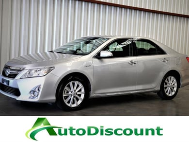 Toyota Camry 4 Grade, Leather, Top Spec