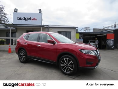 Nissan X-Trail ST NZ NEW 4WD 19