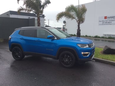 Jeep Compass Limited 2.4P/4Wd/9At