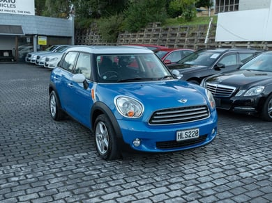 Mini Countryman Cooper Crossover