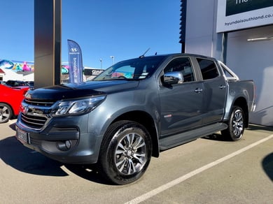 Holden Colorado Ltz Dc Pu 2.8D