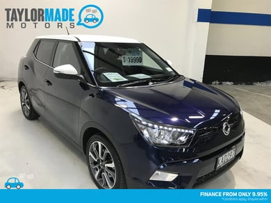 SsangYong Tivoli LTD AUTO 1.6P/6AT/SW