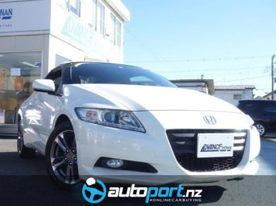 Honda CR-Z a black label