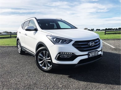 Hyundai Santa Fe DM ELITE 7 series 2 (facelift)