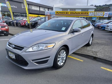 Ford Mondeo 2.0TD HATCH A