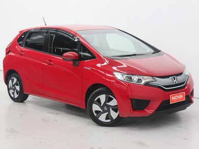 Honda Fit F PKG+HYBRID+REV CAMERA+ESC