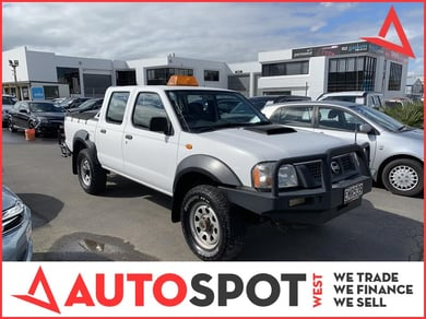 Nissan Navara {Variant} - No Deposit Finance