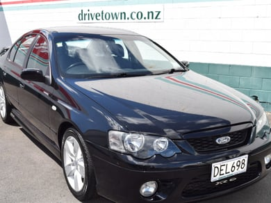 Ford Falcon XR 6 LOW KMS
