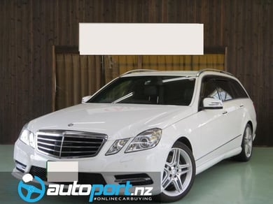 Mercedes-Benz E250 Blue Efficiency Avant-Garde RSP Limited