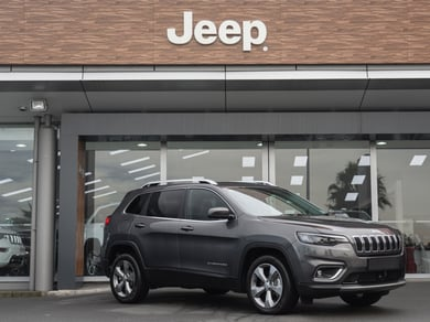 Jeep Cherokee Limited 3.2P V6 AWD 9A 5Dr Wagon