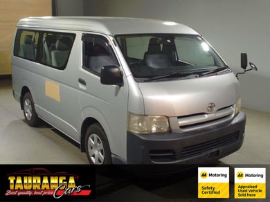 Toyota Hiace DX 10-Seater