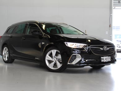 Holden Commodore RS-V Sportwagon V6 Auto AWD