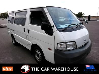 Mazda Bongo LATE MODEL, LOW KMS, 5 DR, CHAIN DRIVEN, AUTO, TINTS