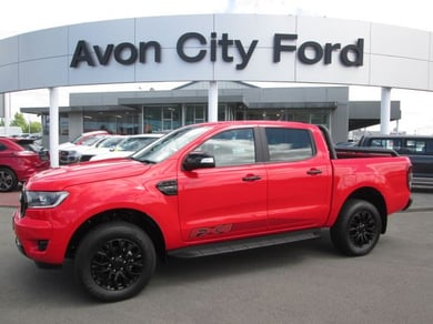 Ford Ranger FX4 DOUBLE CAB W/S