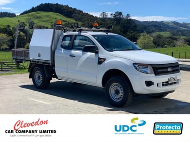 Ford Ranger 4X4 , SERVICE BODY