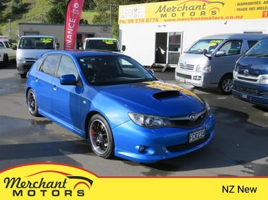 2009 Subaru WRX 2.5L Impreza - 5 Speed Manual - NZ New listing image