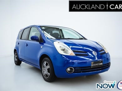 Nissan Note New Tyres