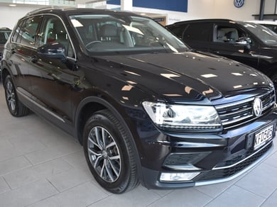 Volkswagen Tiguan Tdi Highline 4Motion