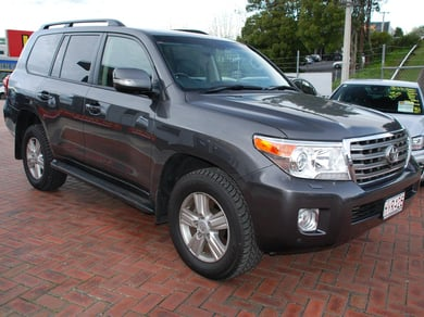 Toyota Land Cruiser VX Ltd Nz New Low Kms