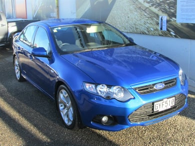 Ford Falcon FG2 XR6 Sedan A