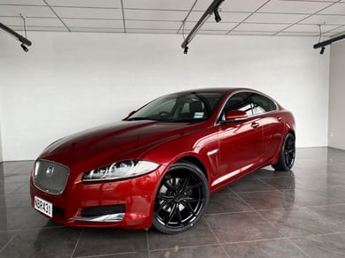 Jaguar XF 2.2D Sport Sedan