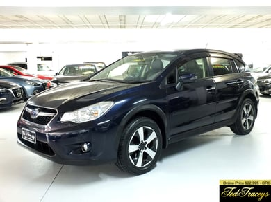 Subaru XV Hybrid HEATED Leather seats Eyesight awesome