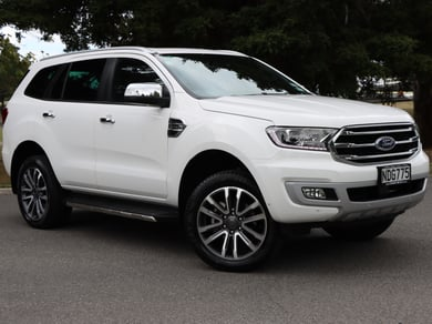 Ford Everest TITANIUM BI TURBO
