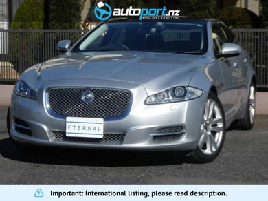 Jaguar XJ Luxury