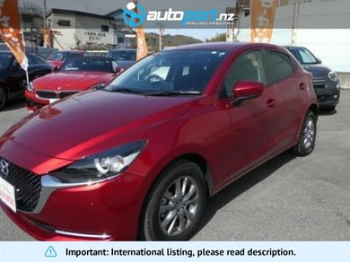 Mazda Mazda2 1.5 15S Proactive S Package