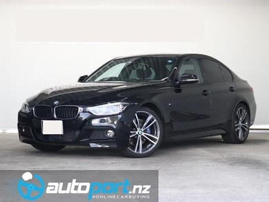 BMW 320d M Sport Fast Track Package
