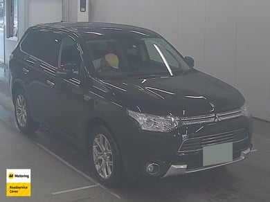 Mitsubishi Outlander PHEV G 4WD / Half Leather Seats
